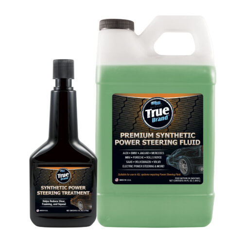 T3GG64 - PREMIUM SYNTHETIC POWER STEERING FLUID KIT