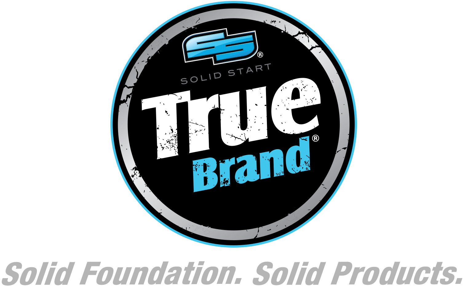 Solid Start / True Brand Logo