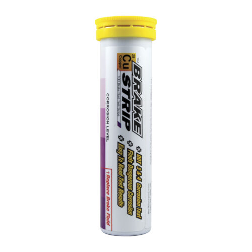 1-100 BRAKE FLUID TEST STRIPS