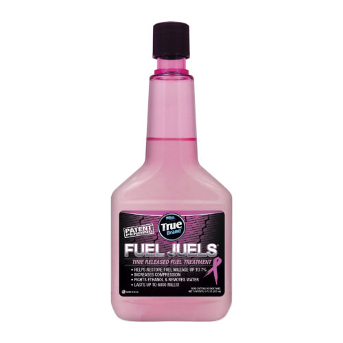 FJ208 - Fuel Juels. The world's ONLY time released fuel treatment.