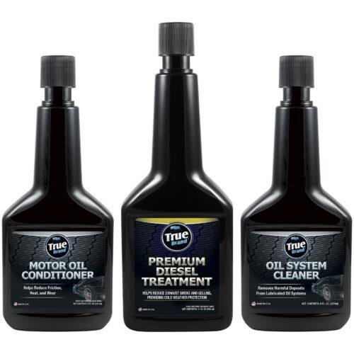 T2213 - DIESEL OIL TREATMENT 3-STEP KIT