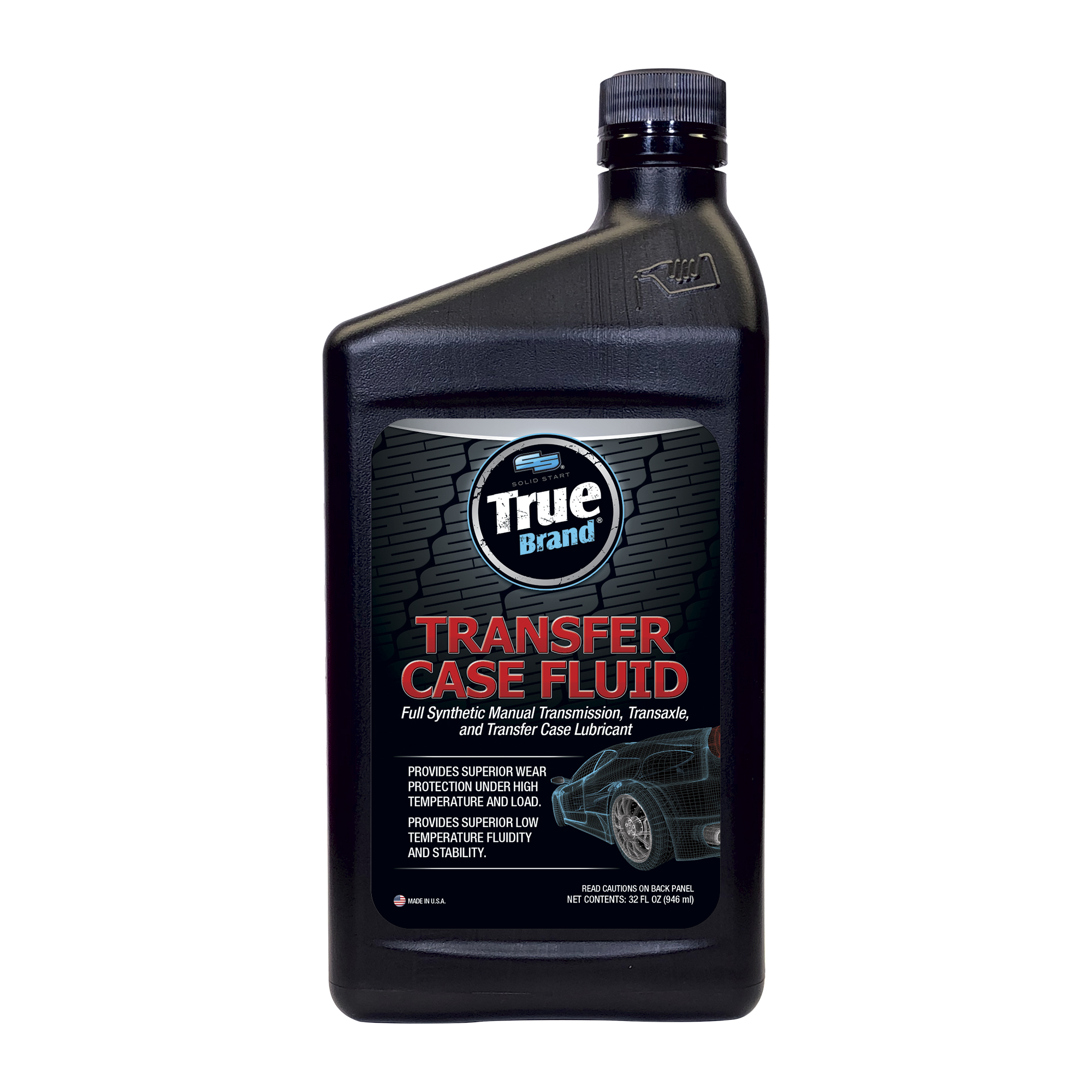 what fluid goes in a transfer case