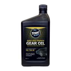 T7932 True Brand 75W-90 Synthetic Gear Oil